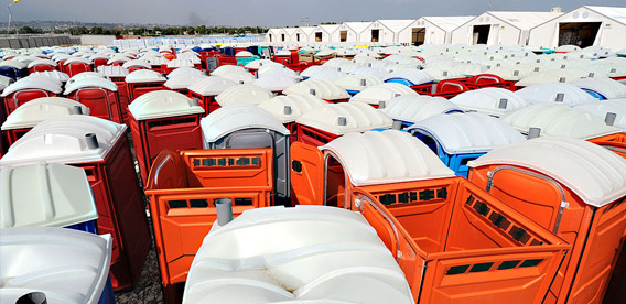 Champion Portable Toilets in Ferndale,  MI